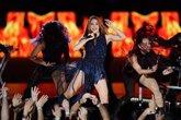 Foto: Vídeo de la actuación de Shakira en la final de la Copa Davis