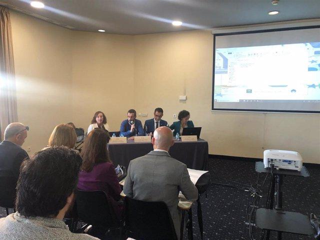 Jornada 'Plan Estratégico para el abordaje de diseño de Ciudades Inteligentes de Andalucía' de la FAMP