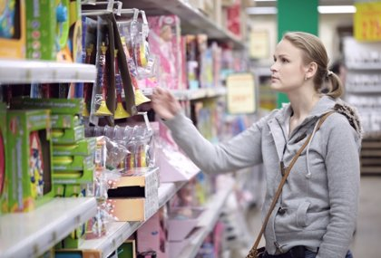 Los juguetes son el producto de consumo más retirado en Europa