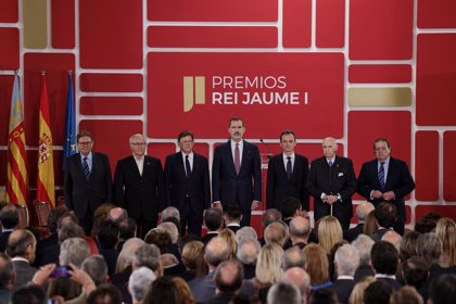 """Felipe VI pide reforzar la inversión en investigación y ciencia: """"No estamos, ni mucho menos, donde debemos estar"""""""