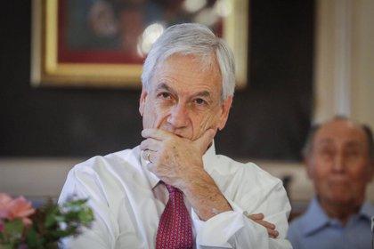 Chile.- El nivel de aprobación a Piñera cae a su mínimo histórico tras las protestas