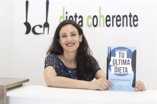 La nutricionista Amil López Viéitez