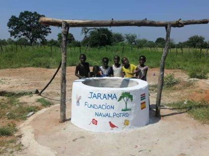 La Fundación Pedro Navalpotro de Soria construye dos pozos para mejorar la vida de dos poblados de Gambia