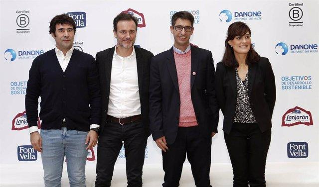 Font Vella y Lanjarón reciben el certificado 'B Corp' por su compromiso medioamb