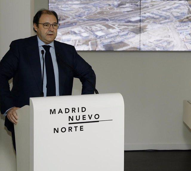 Antonio Béjar, expresidente de DCN