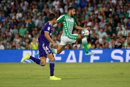 """Borja Iglesias: """"No está siendo mi mejor temporada a nivel goleador, pero me siento arropado"""""""