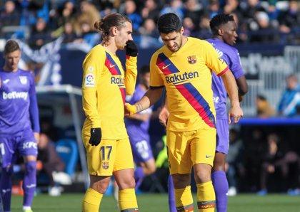 """Griezmann: """"Me encanta el estilo del Barça, la presión no la siento"""""""