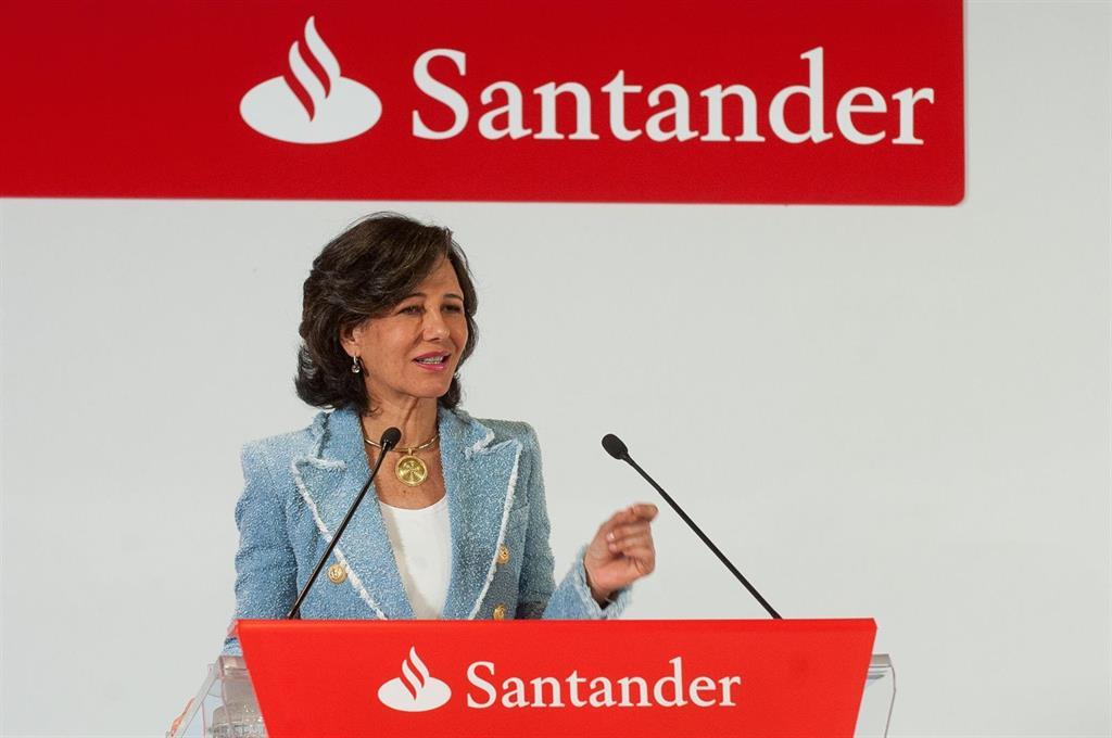 banco santander dividende 2021