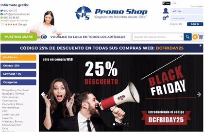 Promo Shop se consolida como líder dentro del mercado español de regalos personalizados
