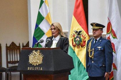 Bolivia.- Áñez designa al primer miembro del nuevo Tribunal Electoral tras el acuerdo en el Congreso