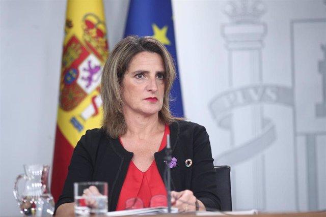 """COP25.- Teresa Ribera cree que Madrid """"debe ser el hito decisivo"""" para que los p"""