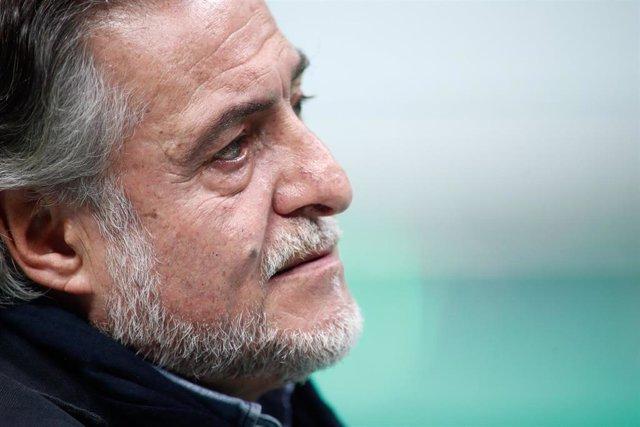 Pepu Hernandez, portavoz del grupo municipal del PSOE en el Ayuntamiento de Madrid