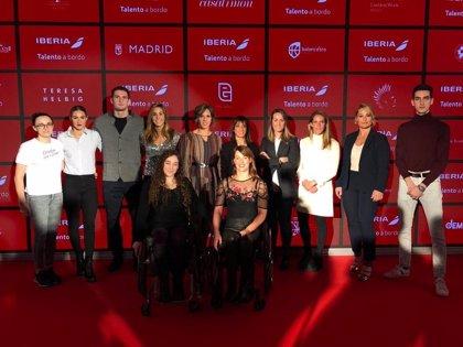 """JJ.OO.- Iberia apuesta por olímpicos y paralímpicos en 'Talento a bordo', proyecto """"para dar voz al talento español"""""""