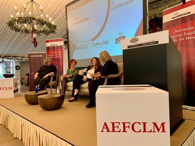 Jornada Mujer y Familia AEFCLM.