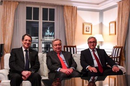 Chipre.- Guterres coge la batuta para intentar facilitar la reunificación de Chipre