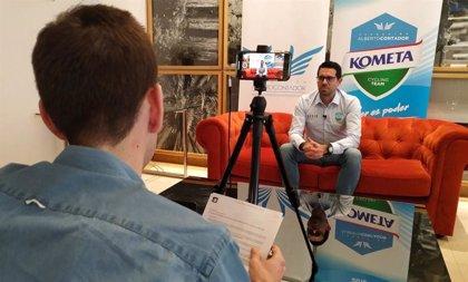 """Fran Contador, manager general del Kometa-Xstra: """"No tiene ningún sentido saltar de categoría sin un futuro"""""""