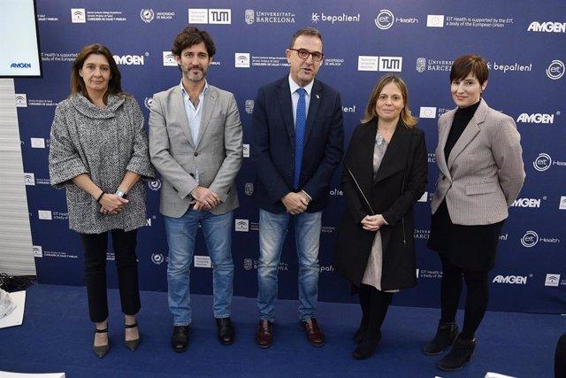 Inauguración de la campaña de Amgen y EIT Health en Málaga