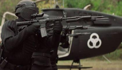 Así conecta World Beyond, la nueva serie de The Walking Dead, con Rick Grimes y el (dichoso) helicóptero