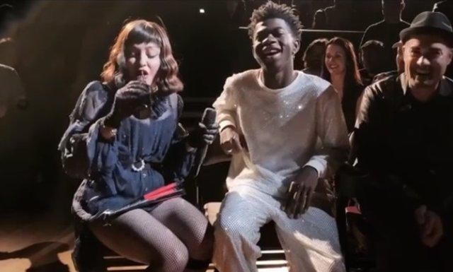 Madonna y Lil Nas X
