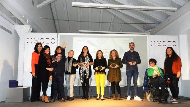 Ganadores de la VIII Convocatoria de Ayudas a Proyectos Inclusivos 2019-2020 de la Fundación Universia y Fundación Konecta