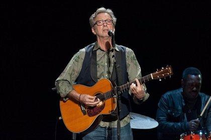 Eric Clapton & Friends: Concierto de homenaje a Ginger Baker en Londres