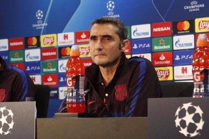 """Valverde: """"No hay que ponernos siempre en el precipicio cuando las cosas no salgan"""""""