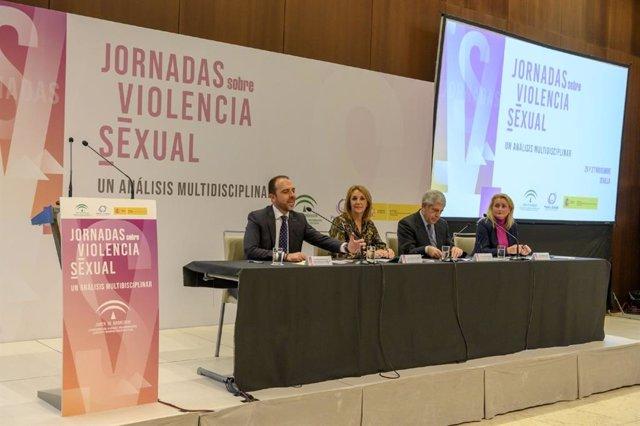 Junta organiza el curso 'Violencia sexuall. Un análisis multidisciplinar'.
