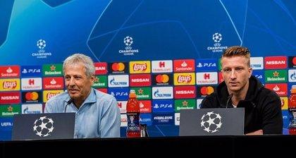 """Favre: """"Debemos jugar igual que en Dortmund"""""""