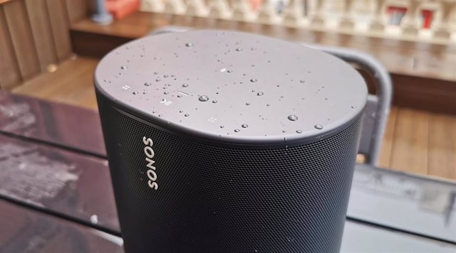 Altavoz Sonos Move.