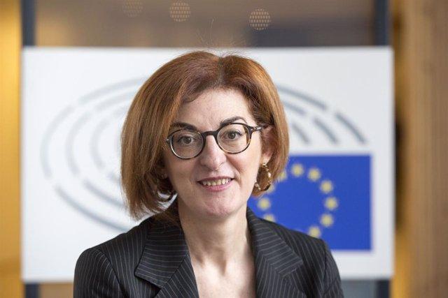 L'eurodiputada Maite Pagaza.
