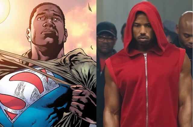 ¿Será Michael B. Jordan El Nuevo Superman?