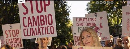 """WWF, a la búsqueda de """"liderazgos audaces"""" y pide acuerdos ambiciosos para reducir las emisiones un 65% en 2030"""