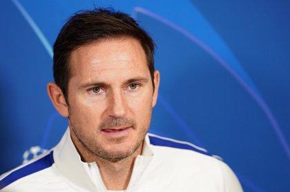 """Lampard: """"Es un partido que no debemos perder"""""""