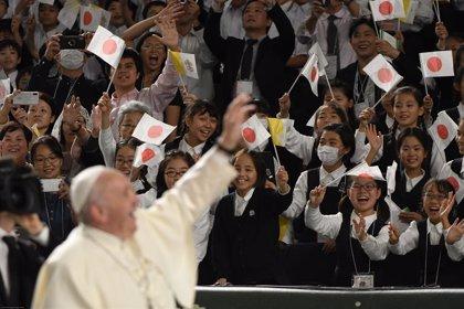 """Papa Francisco.- El Papa: """"Yo no usaría la energía nuclear hasta que haya una seguridad total sobre su uso"""""""