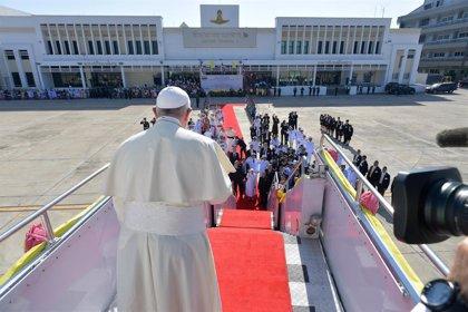 """Chile.- El Papa llama al diálogo y la paz en países como Hong Kong, Chile, Nicaragua, Francia y """"también España"""""""