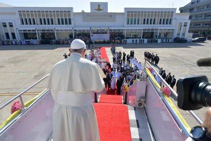 """Chile.- El Papa llama al diálogo y la paz en Hong Kong, Chile, Nicaragua, Francia y """"también España"""""""