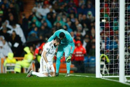 Fútbol/Champions.- Crónica del Real Madrid - Paris Saint-Germain, 2-2