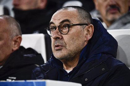 """Sarri: """"El gol de Dybala ha sido extraordinario, se merece los aplausos"""""""