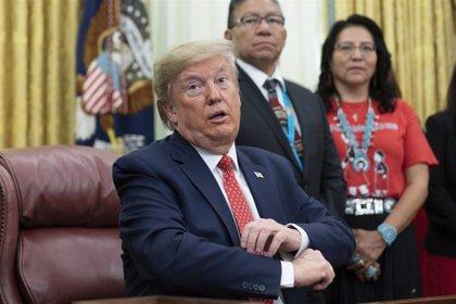 """EEUU/México.- Trump anuncia que declarará """"organizaciones terroristas"""" a los cárteles mexicanos de la droga"""