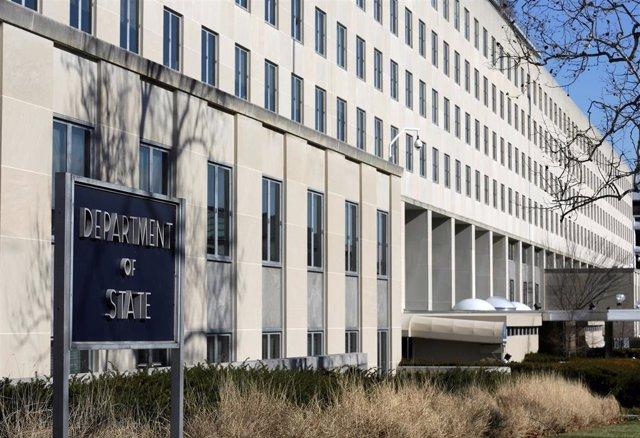 Edificio del Departamento de Estado en Washington D.C.