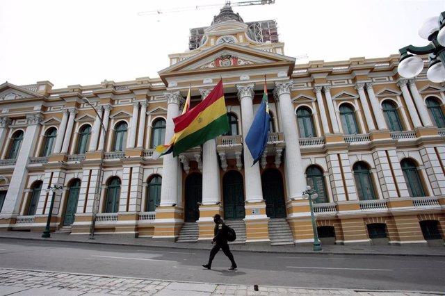 Asamblea Legislativa de Bolivia