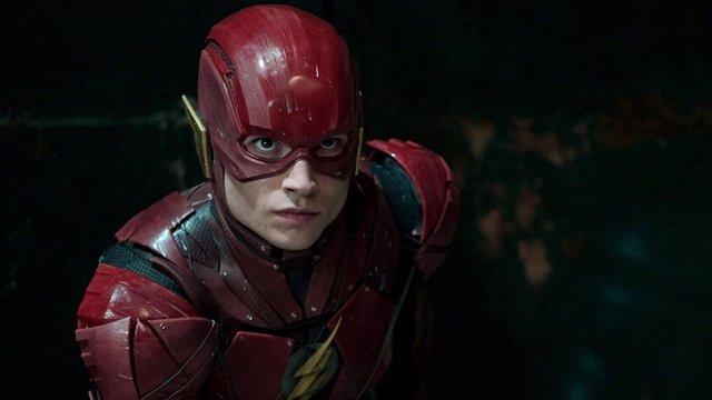 Imagen de Flash en Liga de la Justicia