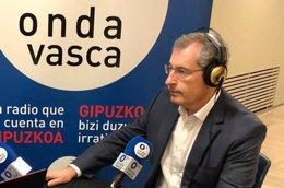 Entrevista al diputado general de Gipuzkoa, Markel Olano