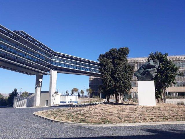 Sede de la EUIPO en Alicante.