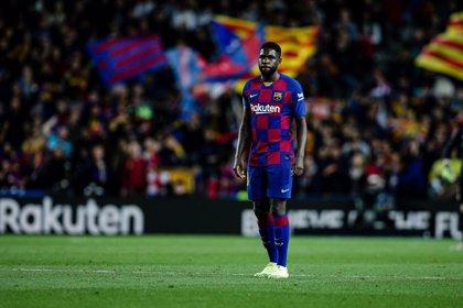 """Umtiti: """"Me encantaría acabar en el Barça, pero tengo que jugar y ganar"""""""