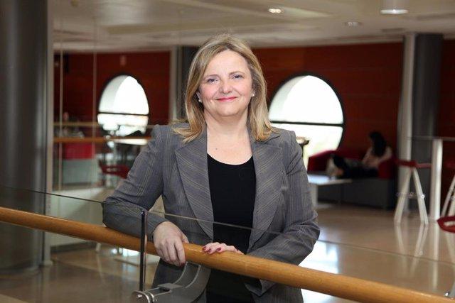 La profesora del CEU Elvira García de Torres