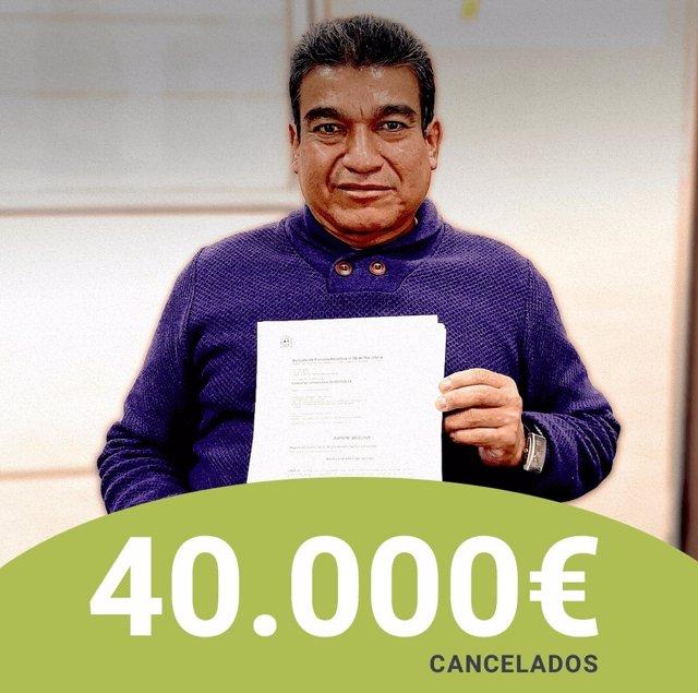 COMUNICADO: Repara tu deuda abogados liberan de 40.000  con La Ley de la Segund