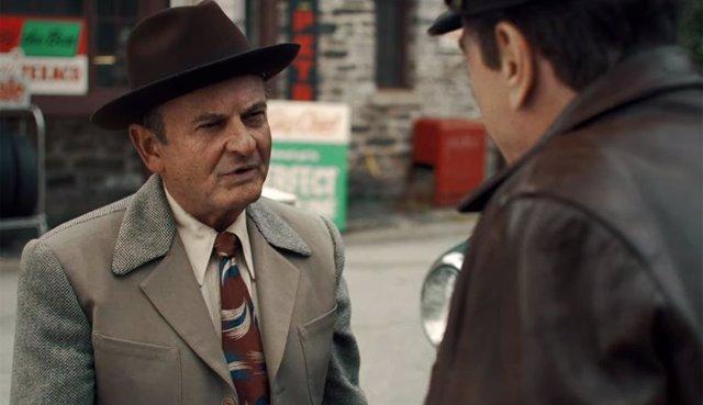 Joe Pesci en El Irlandés de Netflix