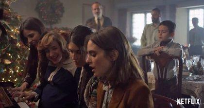 """Pau Freixas relata """"la historia cuatro hermanas a través de tres navidades distintas"""" en 'Días de Navidad'"""