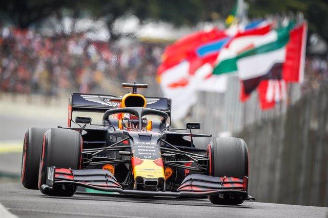 Fórmula 1.- Honda continuará suministrando motores a Red Bull y Toro Rosso en 20